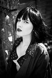 Aleksandra Klima model. Photoshoot of model Aleksandra Klima demonstrating Face Modeling.Face Modeling Photo #93571