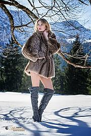 Aleksandra Pajonk model (modell). Photoshoot of model Aleksandra Pajonk demonstrating Fashion Modeling.Fashion Modeling Photo #161477