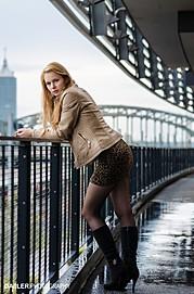 Aleksandra Pajonk model (modell). Photoshoot of model Aleksandra Pajonk demonstrating Fashion Modeling.Fashion Modeling Photo #161528