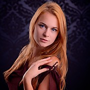 Aleksandra Pajonk model (modell). Photoshoot of model Aleksandra Pajonk demonstrating Face Modeling.Face Modeling Photo #161525