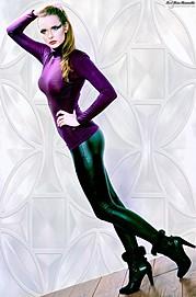 Aleksandra Pajonk model (modell). Photoshoot of model Aleksandra Pajonk demonstrating Fashion Modeling.Fashion Modeling Photo #161529