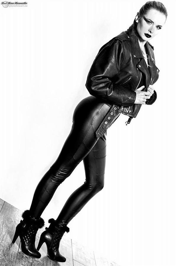 Aleksandra Pajonk model (modell). Photoshoot of model Aleksandra Pajonk demonstrating Fashion Modeling.Fashion Modeling Photo #161536