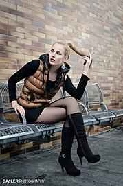 Aleksandra Pajonk model (modell). Photoshoot of model Aleksandra Pajonk demonstrating Fashion Modeling.Fashion Modeling Photo #161539