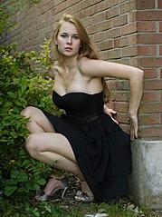 Aleksandra Pajonk model (modell). Photoshoot of model Aleksandra Pajonk demonstrating Fashion Modeling.Fashion Modeling Photo #161541