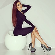 Alena Bogdana model (Алена Богданова модель). Photoshoot of model Alena Bogdana demonstrating Fashion Modeling.Fashion Modeling Photo #162928