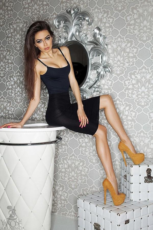 Alena Bogdana model (Алена Богданова модель). Photoshoot of model Alena Bogdana demonstrating Fashion Modeling.Fashion Modeling Photo #162934