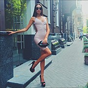 Alena Bogdana model (Алена Богданова модель). Photoshoot of model Alena Bogdana demonstrating Fashion Modeling.Fashion Modeling Photo #162935