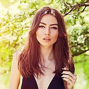 Alena Bogdana model (Алена Богданова модель). Photoshoot of model Alena Bogdana demonstrating Face Modeling.Face Modeling Photo #162938