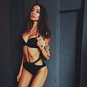 Alena Bogdana model (Алена Богданова модель). Photoshoot of model Alena Bogdana demonstrating Body Modeling.Body Modeling Photo #162947