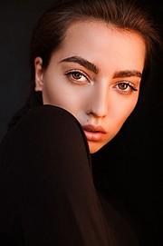 Alena Bogdana model (Алена Богданова модель). Photoshoot of model Alena Bogdana demonstrating Face Modeling.Face Modeling Photo #162970