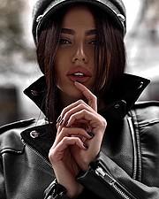 Alena Bogdana model (Алена Богданова модель). Photoshoot of model Alena Bogdana demonstrating Face Modeling.Face Modeling Photo #190760