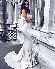 Alena Bogdana model (Алена Богданова модель). Photoshoot of model Alena Bogdana demonstrating Fashion Modeling.Fashion Modeling Photo #192513