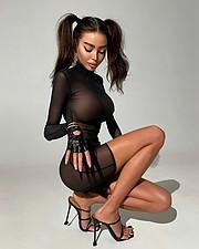 Alena Bogdana model (Алена Богданова модель). Photoshoot of model Alena Bogdana demonstrating Fashion Modeling.Fashion Modeling Photo #232086