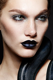 Alena Moiseeva makeup artist & hair stylist (визажист & парикмахер-модельер). Work by makeup artist Alena Moiseeva demonstrating Beauty Makeup.Face CloseupBeauty Makeup Photo #57721