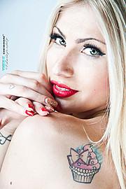 Alessandra Gengaro model. Photoshoot of model Alessandra Gengaro demonstrating Face Modeling.Portrait Photography,Face Modeling Photo #122592