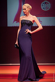 Alessandra Gengaro model. Photoshoot of model Alessandra Gengaro demonstrating Runway Modeling.Runway Modeling Photo #130327