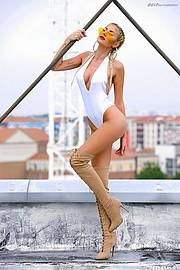 Alessandra Gengaro model. Photoshoot of model Alessandra Gengaro demonstrating Fashion Modeling.Fashion Modeling Photo #188310