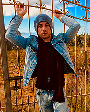 Alessandro Farrugia model. Photoshoot of model Alessandro Farrugia demonstrating Fashion Modeling.Fashion Modeling Photo #220343