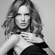 Alessia Moro model (modella). Photoshoot of model Alessia Moro demonstrating Face Modeling.Face Modeling Photo #171142