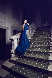 Alessia Moro model (modella). Photoshoot of model Alessia Moro demonstrating Editorial Modeling.Editorial Modeling Photo #171148