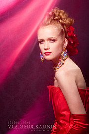 Alevtina Kuptsova model (модель). Photoshoot of model Alevtina Kuptsova demonstrating Face Modeling.Face Modeling Photo #77966