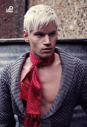 Alex Alexander model & singer. Photoshoot of model Alex Alexander demonstrating Face Modeling.Face Modeling Photo #102338