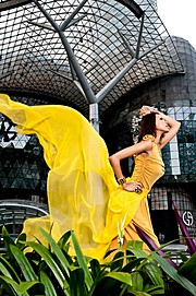 Winnie Loo fashion stylist, Alex Chua photographer. Work by photographer Alex Chua demonstrating Editorial Photography.Photographer: Alex ChuaFashion Stylist: Winnie LooEditorial,Evening DressEditorial Photography,Editorial Styling Photo #70755