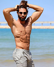Alexandre Ghanem is a Lebanese model and actor, currently based in Lebanon, Beirut. Alexandre was a main actor for different TV series, the