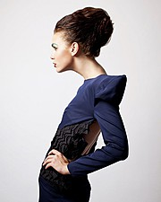 Alexandra Agro model. Photoshoot of model Alexandra Agro demonstrating Fashion Modeling.Fashion Modeling Photo #85180