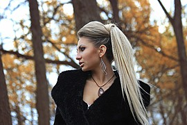 Alexandra Lovchinovskaya is a professional model and dancer based in Moscow, Russia. Her experience includes photoshoots for catalogs, lookb