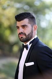 Alexandros Tokis model (μοντέλο). Modeling work by model Alexandros Tokis. Photo #205474