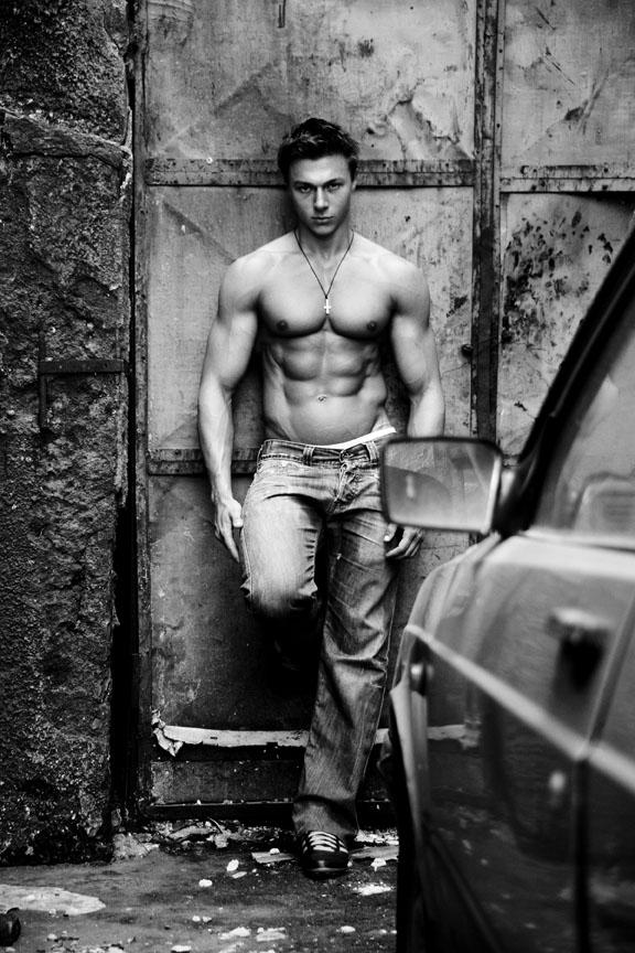 Alexandru Ceobanu Fitness Model