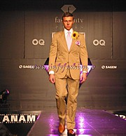 Alexandru Ceobanu fitness model. Photoshoot of model Alexandru Ceobanu demonstrating Runway Modeling.Runway Modeling Photo #94633