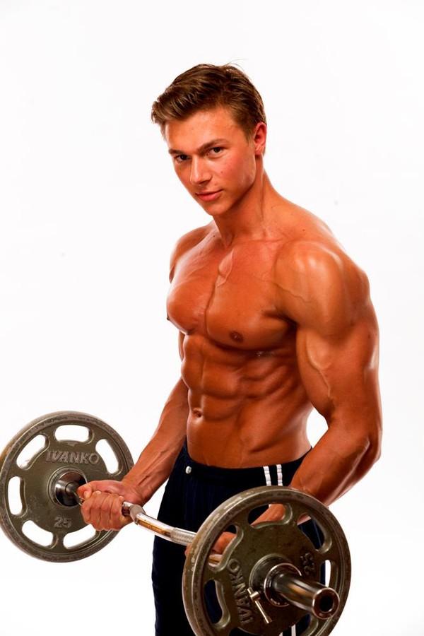 Alexandru Ceobanu fitness model. Photoshoot of model Alexandru Ceobanu demonstrating Body Modeling.Body Modeling Photo #94652