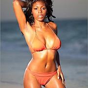 Alexis Hicks model. Photoshoot of model Alexis Hicks demonstrating Body Modeling.Body Modeling Photo #102490
