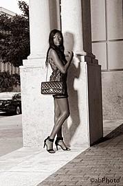 Alexis Hicks model. Photoshoot of model Alexis Hicks demonstrating Fashion Modeling.Fashion Modeling Photo #102491