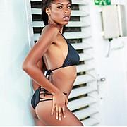 Alexis Hicks model. Photoshoot of model Alexis Hicks demonstrating Body Modeling.Body Modeling Photo #167454