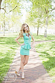 Ali Garey launched Ali Ann Photography in May of 2010 in Lexington, KY specializing in fashion & high school senior portrait photography. Al