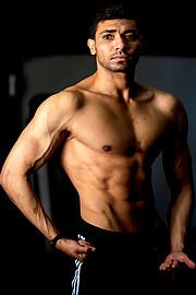 Ali Saad model. Photoshoot of model Ali Saad demonstrating Body Modeling.Body Modeling Photo #230273
