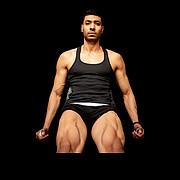 Ali Saad model. Photoshoot of model Ali Saad demonstrating Body Modeling.Body Modeling Photo #230292