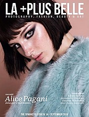 Alice Pagani is a model and actress based in Roma. Her work experience includes fashion photoshoots for magazines as well as collaboration w