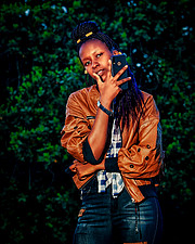 Hi there,my name is Alice...an African by nature..I can't say a. A total stranger in the modelling field as I have been taking part in vario