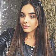 Alina Eremina model (модель). Photoshoot of model Alina Eremina demonstrating Face Modeling.Face Modeling Photo #148735