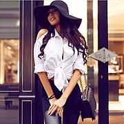 Alina Eremina model (модель). Photoshoot of model Alina Eremina demonstrating Fashion Modeling.Fashion Modeling Photo #170327