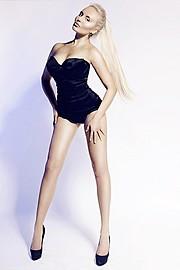 Alina Ilina model & fashion designer (модель & модельер). Photoshoot of model Alina Ilina demonstrating Fashion Modeling.Fashion Modeling Photo #163019