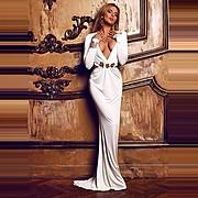 Alina Ilina model & fashion designer (модель & модельер). Photoshoot of model Alina Ilina demonstrating Fashion Modeling.Fashion Modeling Photo #163029