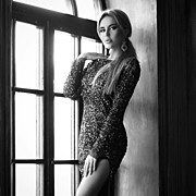 Alina Ilina model & fashion designer (модель & модельер). Photoshoot of model Alina Ilina demonstrating Fashion Modeling.Fashion Modeling,Mini Dress Design Photo #163039