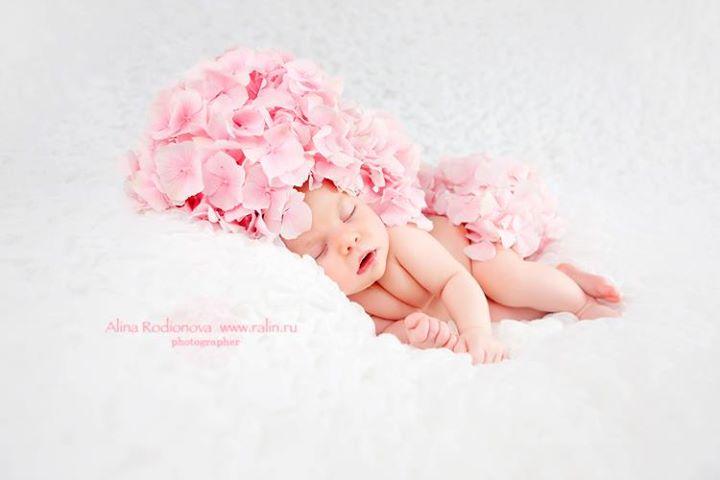 Alina Rodionova newborn photographer. Work by photographer Alina Rodionova demonstrating Baby Photography.Baby Photography Photo #43341