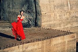 Alina Simota model. Photoshoot of model Alina Simota demonstrating Editorial Modeling.Editorial Modeling Photo #94608