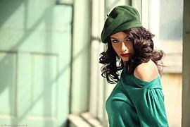 Alina Simota model. Photoshoot of model Alina Simota demonstrating Face Modeling.Face Modeling Photo #94627
